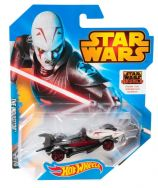 Hot Wheels Star Wars Diecast Vehicle - Rebels - The Inquisitor